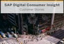 SAP DIGITAL CONSUMER INSIGHT CUSTOMER STORIES