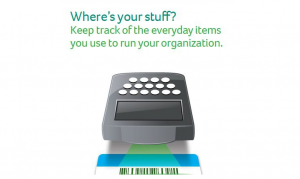 Where's your stuff? Keep track of the everyday items you use to run your organization