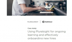 Using Pluralsight for ongoing learning and effectively onboarding new hires