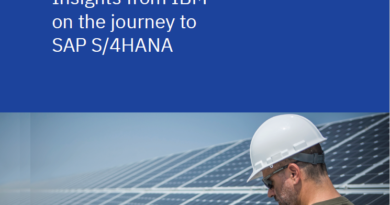 INSIGHTS FROM IBM ON THE JOURNEY TO SAP S/4HANA