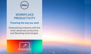 Workplace productivity: powering the way you work
