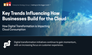 KEY TRENDS INFLUENCING HOW BUSINESSES BUILD FOR THE CLOUD