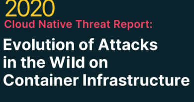 ATTACKS IN THE WILD ON CONTAINER INFRASTRUCTURE A CLOUD NATIVE THREAT REPORT