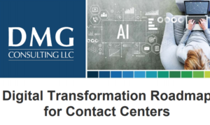DIGITAL TRANSFORMATION ROADMAP FOR CONTACT CENTERS