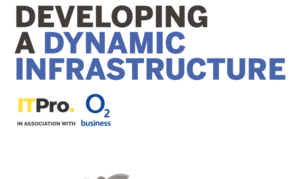 DEVELOPING A DYNAMIC INFRASTRUCTURE