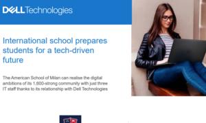 PREPARING STUDENTS FOR A TECH DRIVEN FUTURE