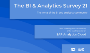 WHAT ARE USERS SAYING ABOUT SAP ANALYTICS CLOUD?