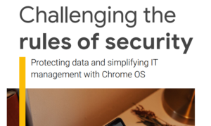 CHALLENGING THE RULES OF SECURITY