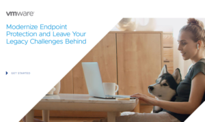 MODERNIZE ENDPOINT PROTECTION AND LEAVE YOUR LEGACY CHALLENGES BEHIND