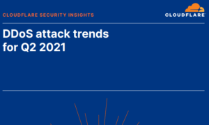 DDoS attack trends for Q2 2021