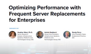 OPTIMIZING PERFORMANCE WITH FREQUENT SERVER REPLACEMENTS FOR ENTERPRISES