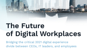 WORKFORCE OF THE FUTURE: TRENDS TO TRANSFORM EMPLOYEE EXPERIENCE